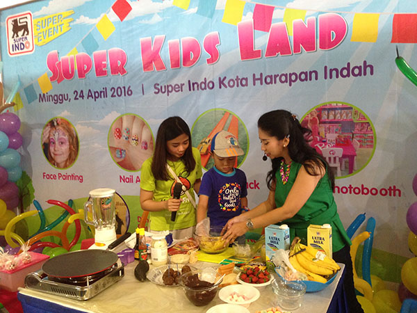 Super Kids Land