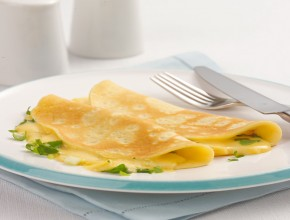 Resep Crepes au Fromage (Crepes Keju)